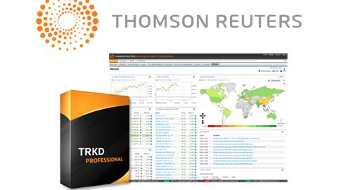Thomson Reuters TRKD Pro – financial com